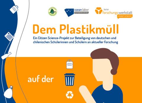 "Das Projekt ""Dem Plastikmüll auf der Spur 2016"" ist gestartet! / Se da comienzo al proyecto ""En busca de pistas de la basura plástica"""