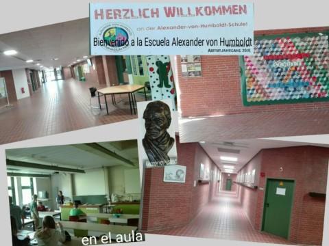 Willkommen an der Alexander-von-Humboldt-Schule