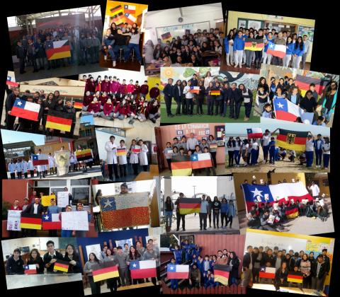 Chile: ¡Conoce a algunos de los escolares y profesores chilenos que estudian la basura en los ríos!